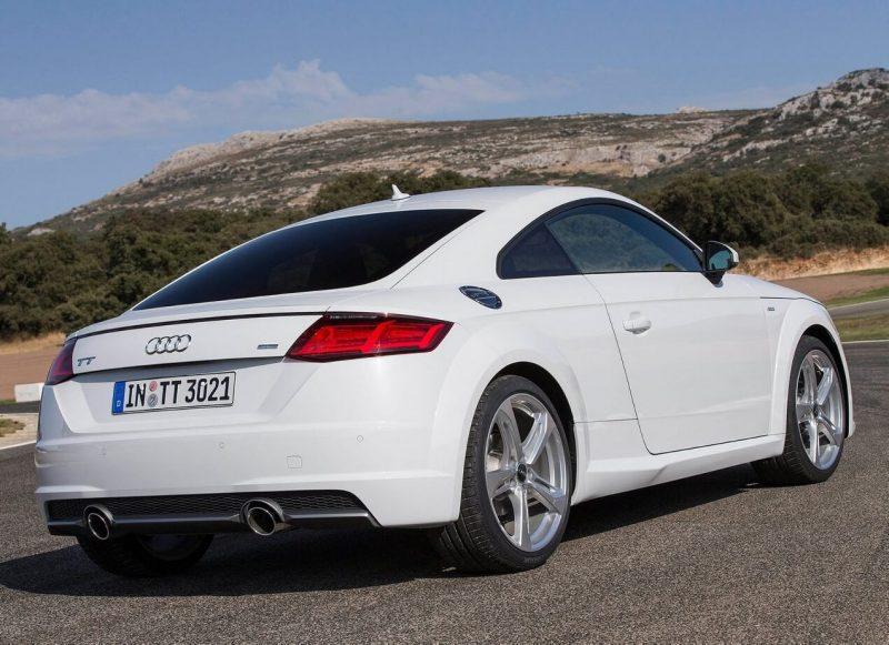 Audi TT фото авто