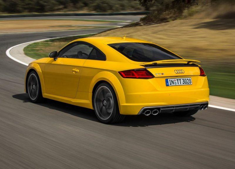 Audi TT фото