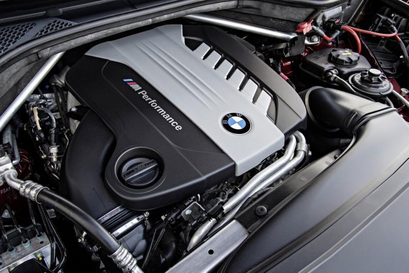 Фото BMW X6 M50d