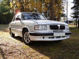 Автомобиль Волга-3110