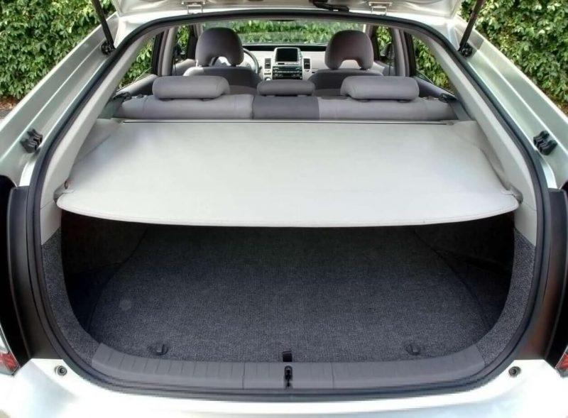 Багажник Toyota Prius II