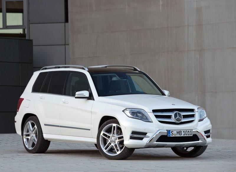 Авто Mercedes-Benz GLK