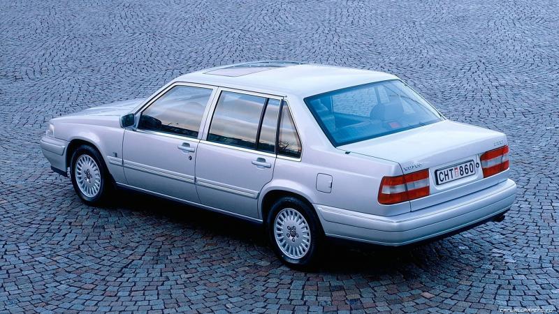 Фото авто Volvo S90