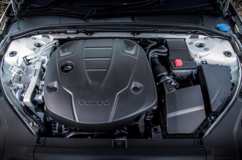 Двигатель Volvo V90