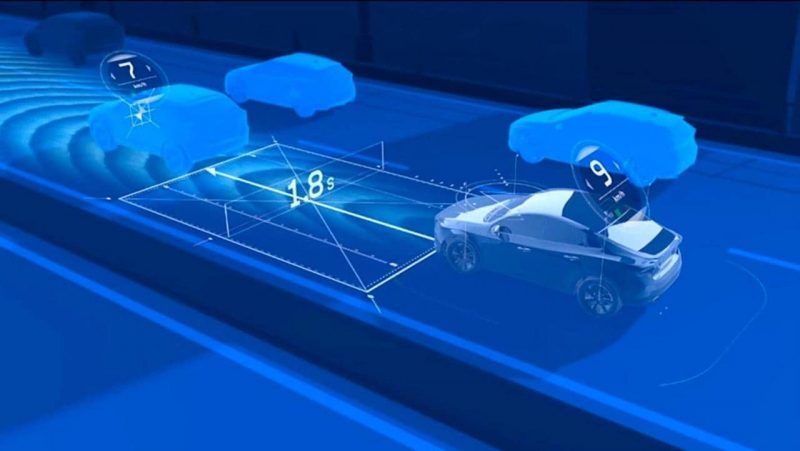 Служба скоростной режим Volvo XC60