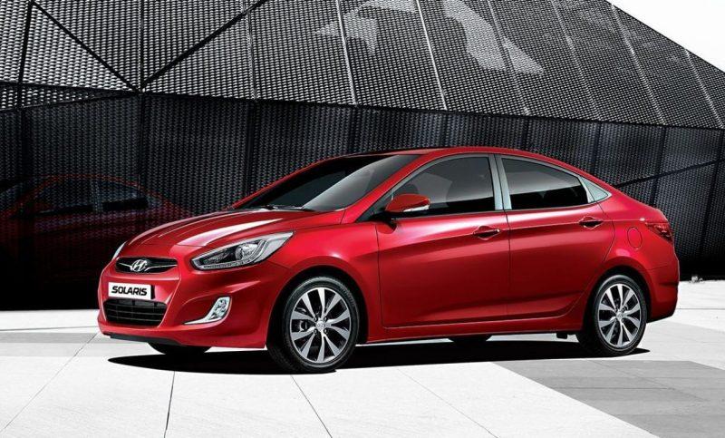 Hyundai Solaris фото автомобиля