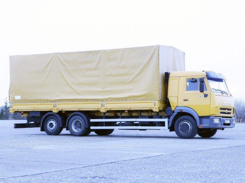 КамАЗ-5308 бортовой