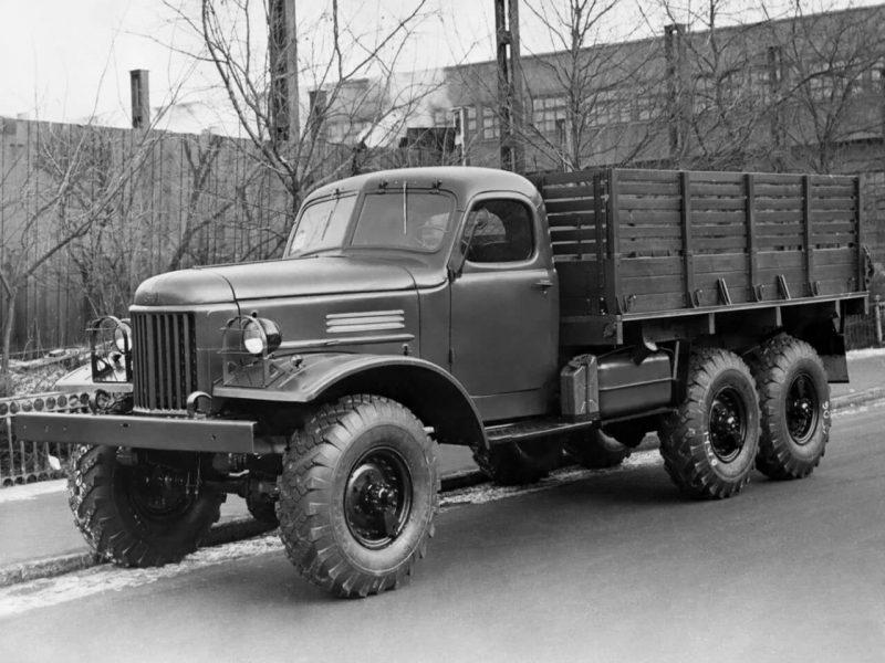 Авто ЗИЛ-157