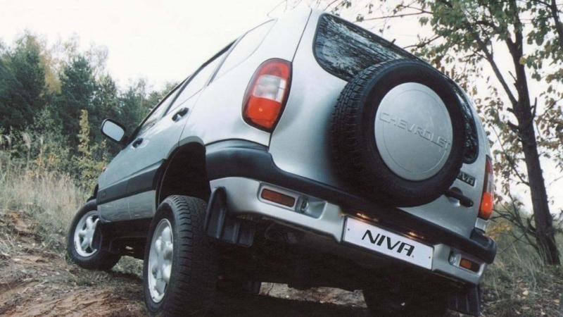 Chevrolet Niva фото авто