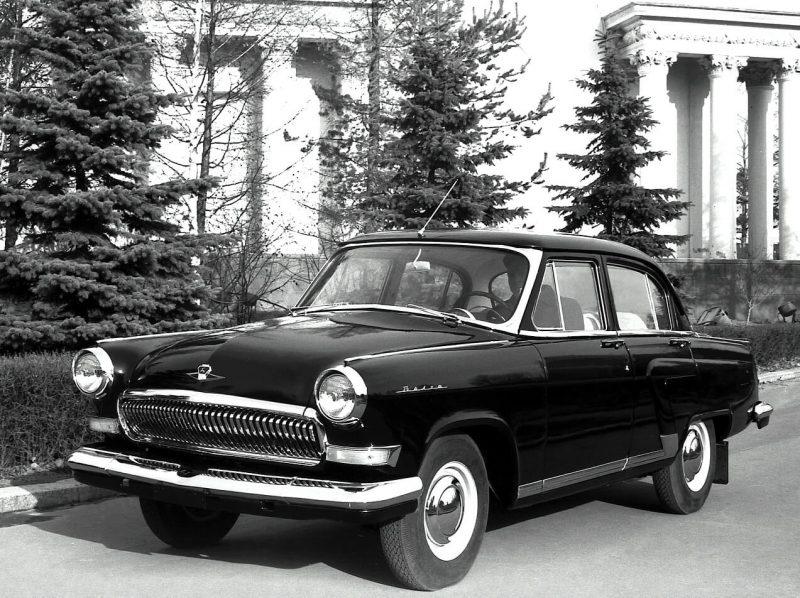 Фото авто ГАЗ-21