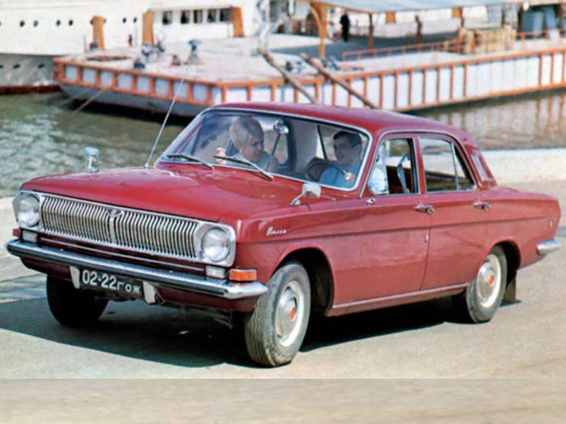 Фото авто ГАЗ-24