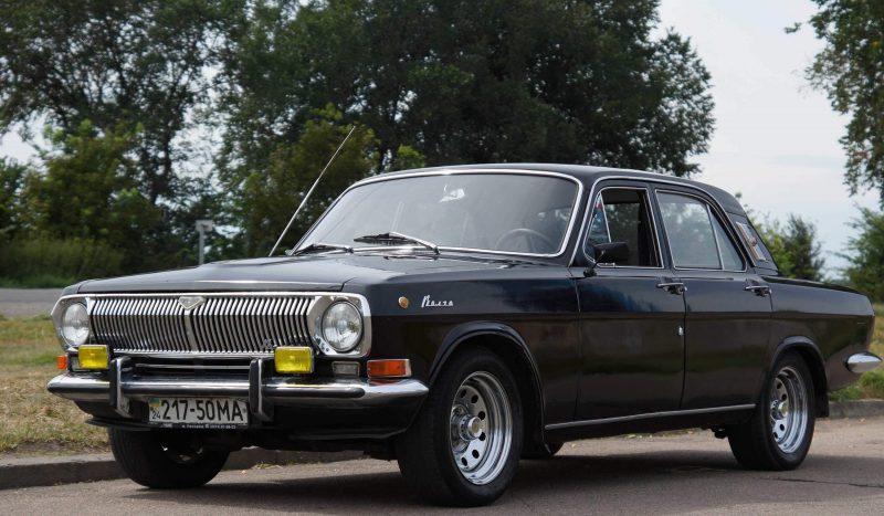 ГАЗ 24 обновленная модель