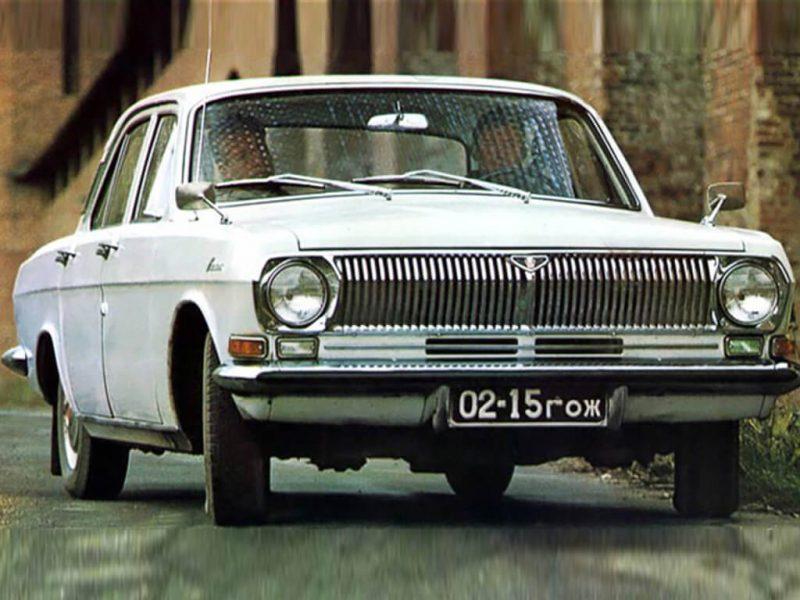 ГАЗ-24 1969 года