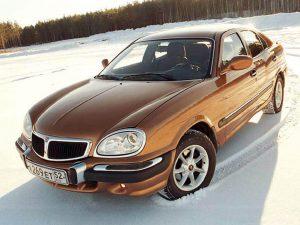 ГАЗ-3111 фото авто