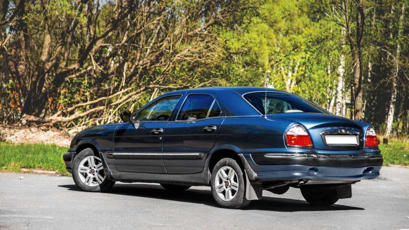 Волга-3111 фотография автомобиля