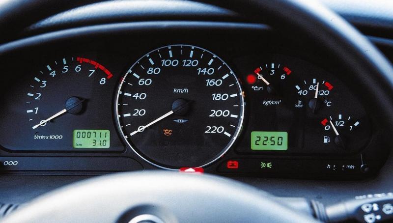 Панель приборов ГАЗ-3111
