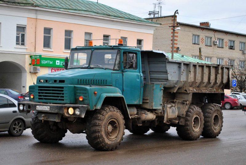 Авто КрАЗ-260