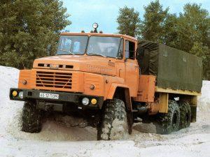 Kraz-260 фото