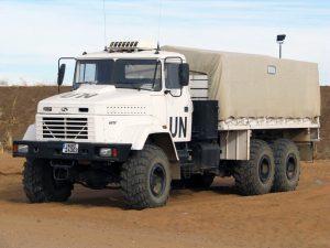 Kraz-6322 Солдат