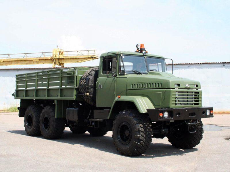 КрАЗ-6322 бортовой