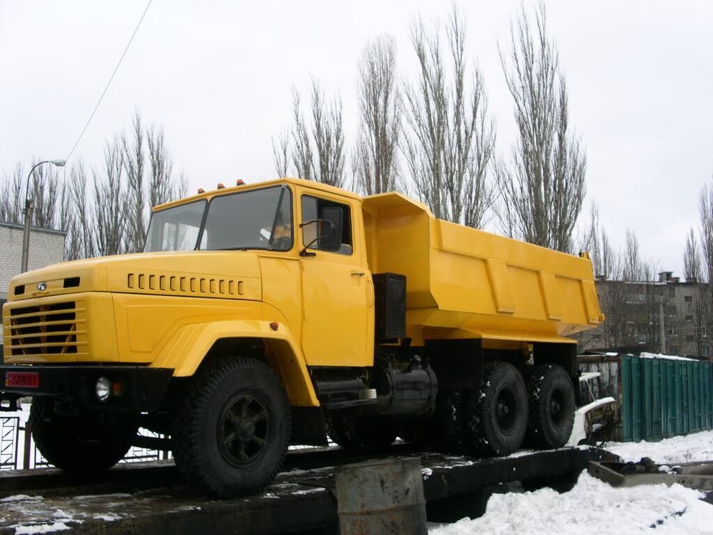 КрАЗ-6510