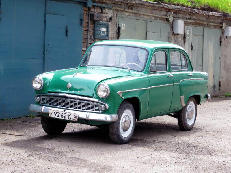 Москвич-407 авто