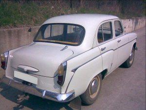 Moskvich-407 фото авто