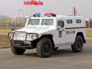 Полицейский ГАЗ-2330