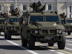 Внедорожник ГАЗ-2330