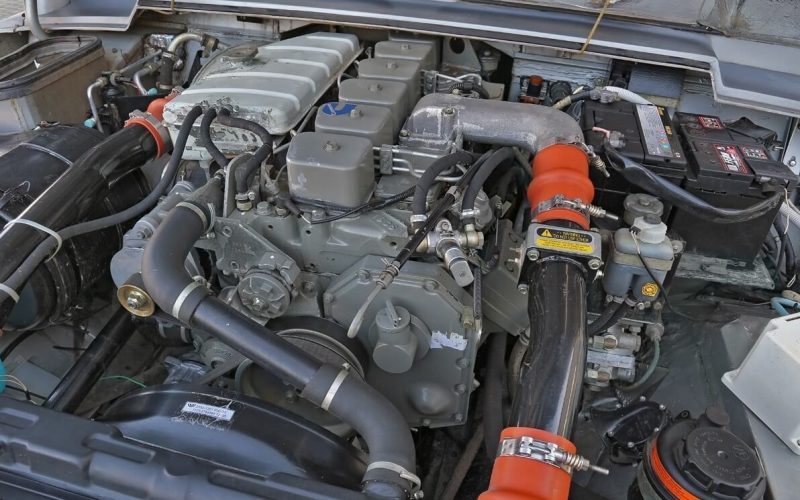 ГАЗ-2330 двигатель