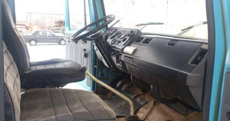 Салон ГАЗ-3307