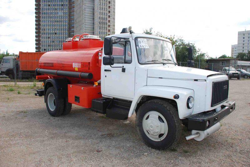 ГАЗ-3309 бензовоз