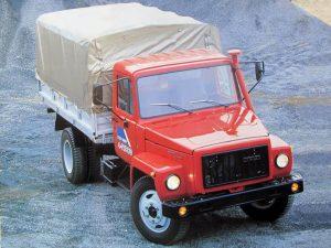 Бортовой GAZ-3309