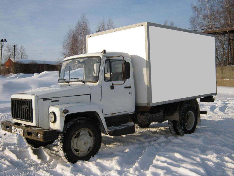ГАЗ-3309 фото авто