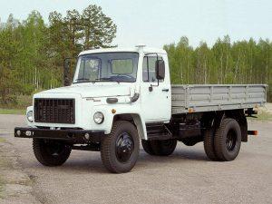 Грузовик GAZ-3309