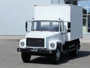 GAZ-3309 фото авто