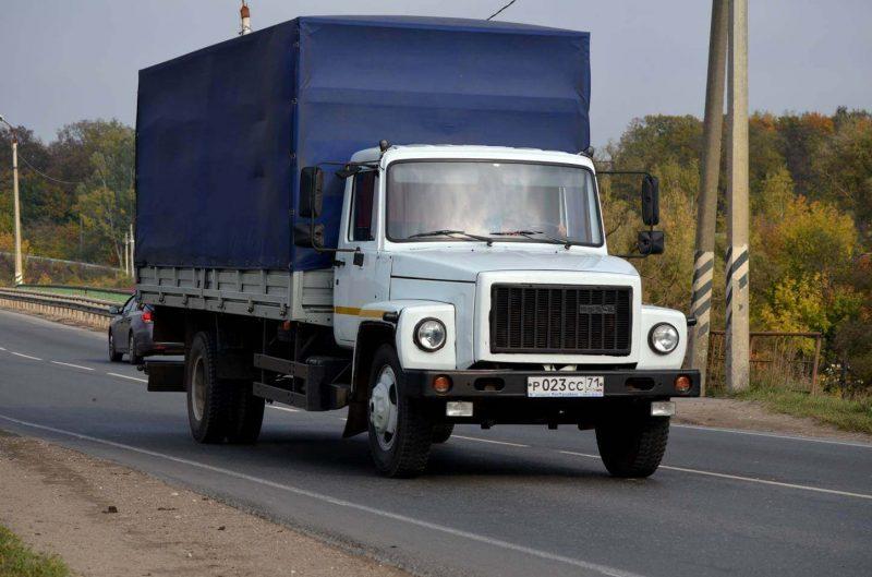 ГАЗ-3309 фото автомобиля