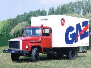 Авто GAZ-3309