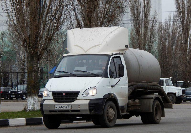 ГАЗ-3310 фотография