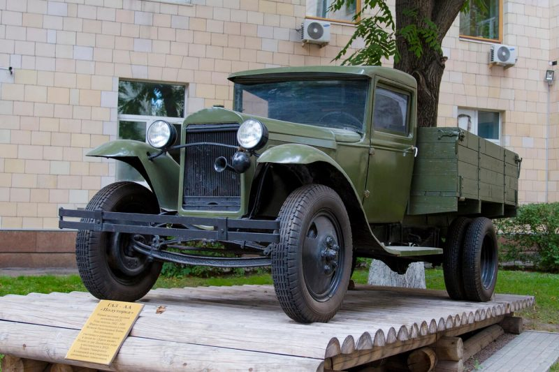 ГАЗ-АА фото авто
