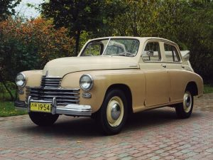 Кабриолет ГАЗ-М20