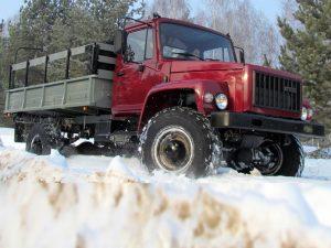 Автомобиль ГАЗ-3308