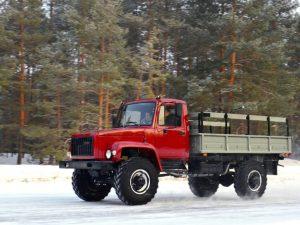 ГАЗ-3308 1997 года