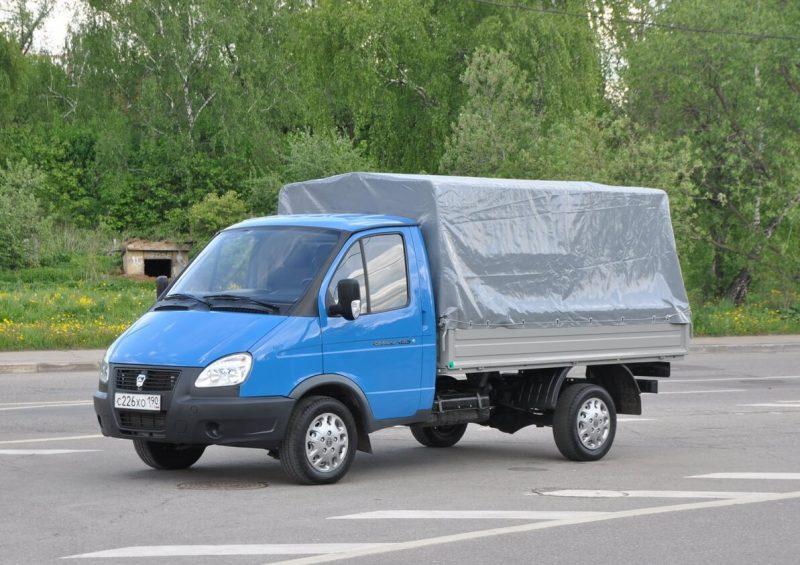 Авто ГАЗ-23107