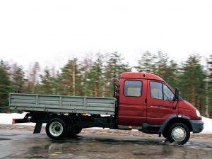 ГАЗ-3310 вид сбоку