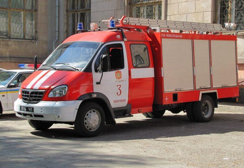 ГАЗ-3310 пожарка