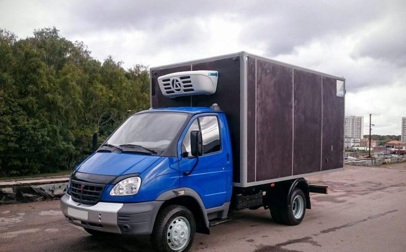 ГАЗ-Валдай фото грузовика