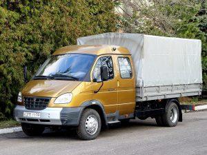 Авто ГАЗ-3310