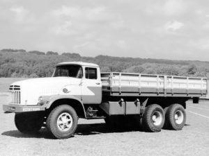 Kraz-250 опытный 1961 года