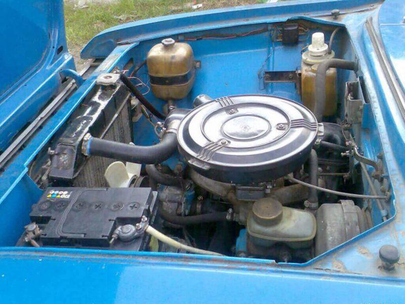 Москвич-2140 двигатель